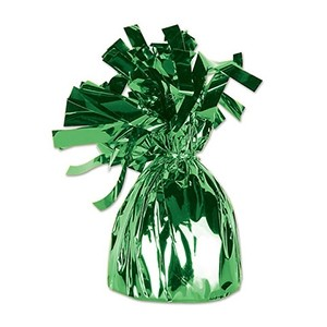 Foil Weight - Green - (Box of 6)