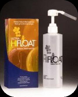 Ultra Hi-Float Pint Bottle - Pump included