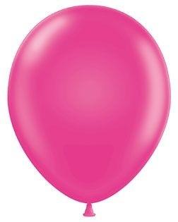 """12"""" Powder Pink Afflotex Latex Balloons 100ct"""