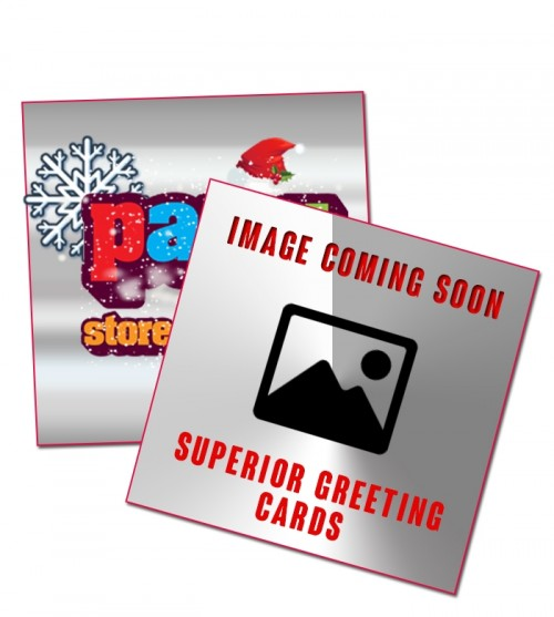 #01 Christmas Cards - Open 12pk