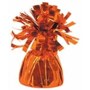 Foil Weight - Orange - (Box of 6)