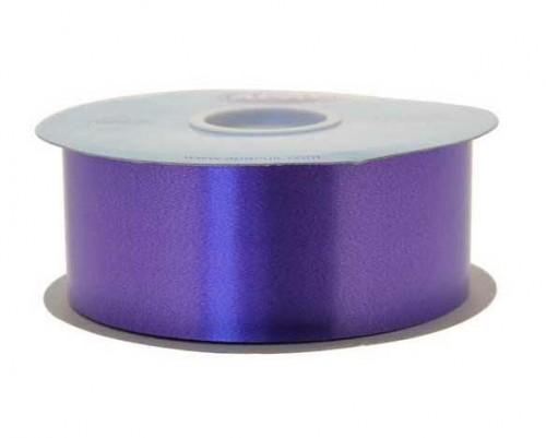 Purple Poly Ribbon - 2 Inch x 100yds