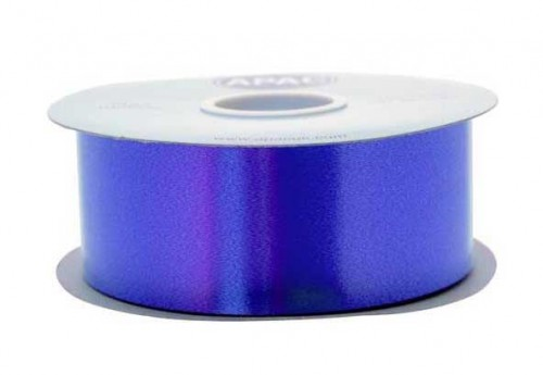 Royal Blue Poly Ribbon - 2 Inch x 100yds
