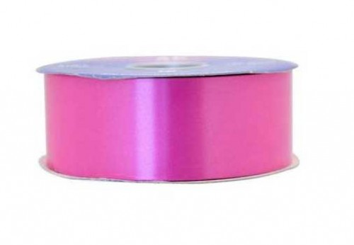 Cerise Poly Ribbon - 2 Inch x 100yds