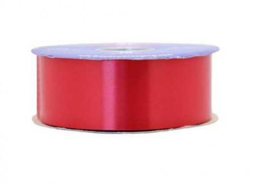 Red Poly Ribbon - 2 Inch x 100yds