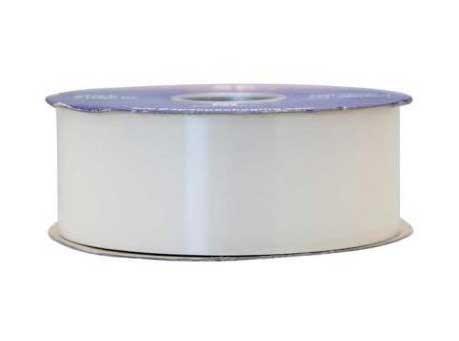 Eggshell Poly Ribbon - 2 Inch x 100yds