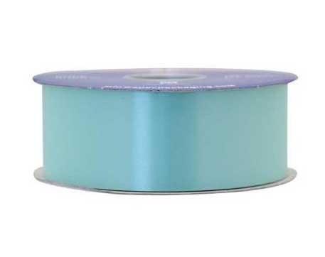 Mint Green Poly Ribbon - 2 Inch x 100yds