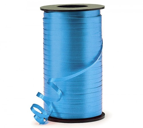 Turquoise Curling Ribbon 500m