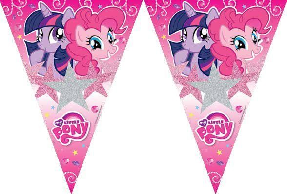 My Little Pony Sparkle Flag Banner My Little Pony