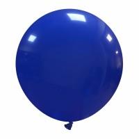 "Dark Blue Superior 19"" Latex Balloon 25Ct"