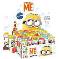 Bubble Tubs Minions 60ml - 36ct.