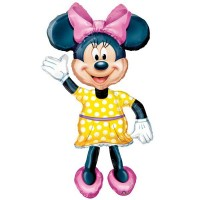 "Minnie Mouse Airwalker 38"" x 54"""