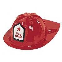Child Fire Chief Hat