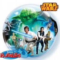 "Star Wars 22"" Single Bubble"