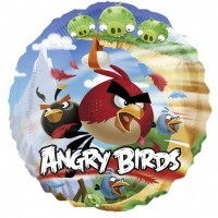 "Angry Birds 18"" Foil Balloon"