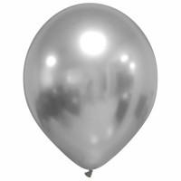 """Chromium Pro 13"""" Platinum Superior Latex Balloon 25ct"""