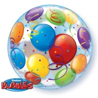 "Balloons - 22"" Single Bubble"