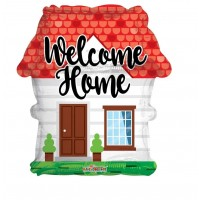 """Welcome Home 18"""" Foil Balloon"""