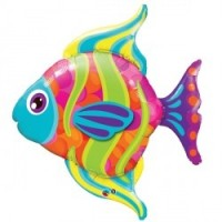 "Funky Fish 43"" Supershape"
