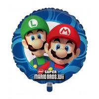"""Mario - 18"""" foil balloon"""