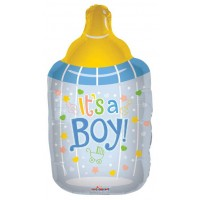 Baby Boy Bottle Shape (36inch)