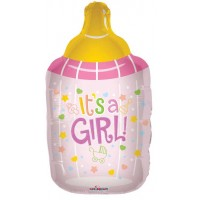 Baby Girl Bottle Shape (36inch)