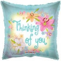 "Thinking of You 18"" Foil Balloon"