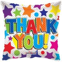 "Thank you! - 18"" foil balloon"