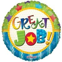 Great Job - 18inch Foil Balloon
