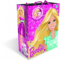 Gift BAG MEDIUM BARBIE (6 gift bags , 1.09 each)