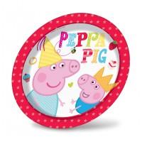 Peppa Pig 9'' Plates 8CT