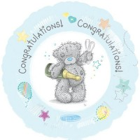"Congratulations - Me To You 18"" Foil Balloon"
