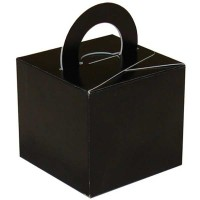 Black Balloon Weight / Gift Box 10CT