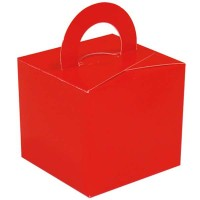 Red Balloon Weight / Gift Box 10CT