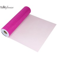 Tulle Finesse 12'' x 25yards Fuchsia