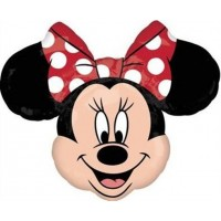 Minnie Mouse - Street Treat Shape - helium foil balloon