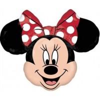 "Minnie Mouse - Street Treat Shape - 21"" x 21"""