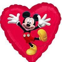 "Mickey Mouse Street Treat - 18"" foil balloon"