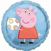 "Peppa Pig - Street Treat - 18"" foil balloon"