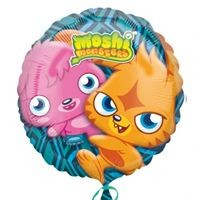 "Moshi Monsters - 18"" foil balloon"