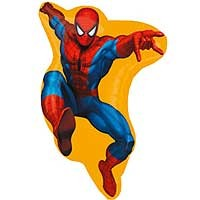Spider-Man Street Treat Shape - Large Helium Foil Balloon