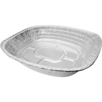 Oval Foil Roasting Dish Large 46cm