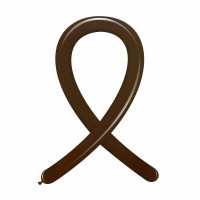 Superior Modelling 260 Brown Latex Balloon 100Ct