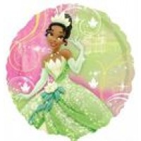 "Disney Princess - Princess and the frog - 18"" foil balloon"
