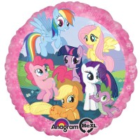 "My Little Pony 18"" Foil Balloon"