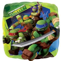 "Teenage Mutant Ninja Turtles 18"" Foil Balloon"