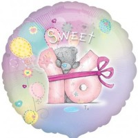 "Sweet 16 - Me To You 18"" Foil Balloon"