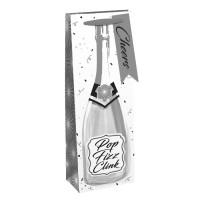 Pop Fizz Clink Bottle Gift Bags 6ct