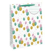 Balloons Medium Gift Bags 6ct