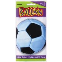 3-D Soccer 18'' Foil Balloon